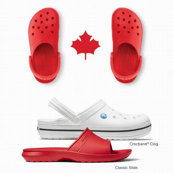 Crocs 洞洞鞋 特卖区精选153款成人儿童时尚鞋靴3.3折起!全场额外再打7.5折!