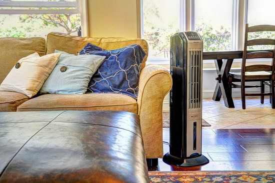 历史新低!NewAir AF-310 三合一 塔式电风扇/加湿器/蒸发水制冷空调扇 99.99加元限时特卖并包邮!