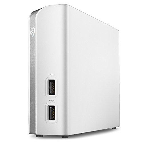 历史新低!Seagate 希捷 Backup Plus Hub STEM4000400 4TB Mac版 桌面式移动硬盘 149.99加元限时特卖并包邮!