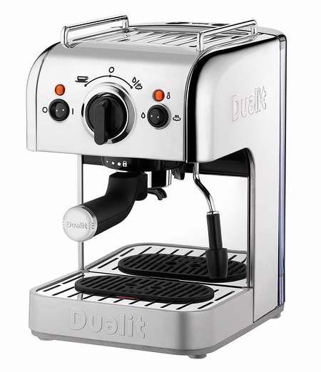 历史新低!Dualit Espresso 四合一 专业家用咖啡机 222.84加元限时特卖并包邮!