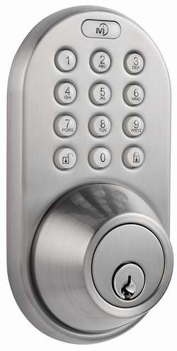 历史新低!MiLocks DF-01SN 电子密码门锁 59.14加元限时特卖并包邮!