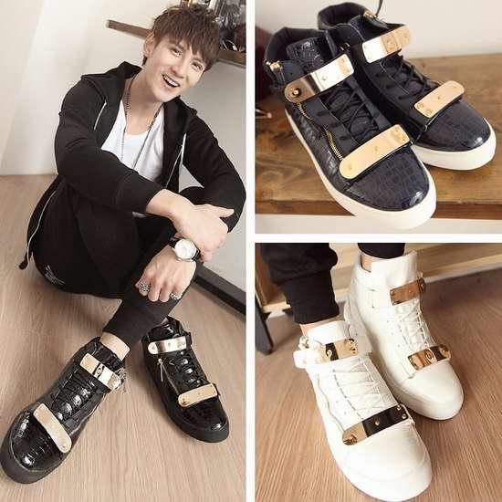 SSENSE精选多款 Giuseppe Zanotti 朱塞佩-萨诺第 男女时尚潮鞋3折起限时特卖并包邮!
