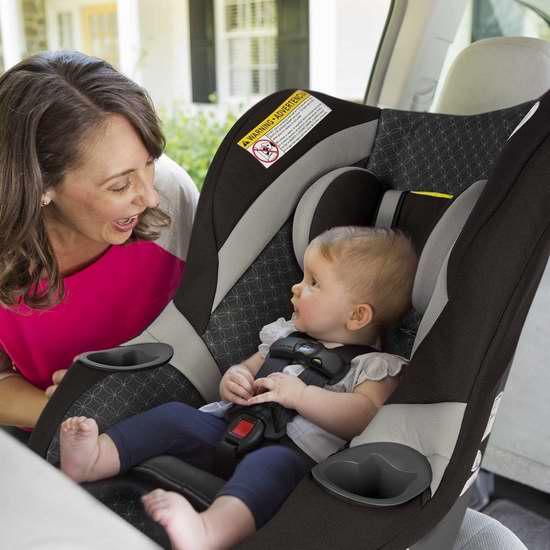 Graco 葛莱 宣布召回上千台 My Ride 65 儿童汽车安全座椅!