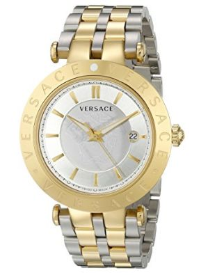 历史新低!Versace 范思哲 VQP080015 V-Race 男士时尚腕表/手表4.8折 728.54加元限时特卖并包邮!