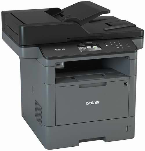 金盒头条:Brother MFC-L5800DW 多功能无线单色激光打印机 285.99加元包邮!