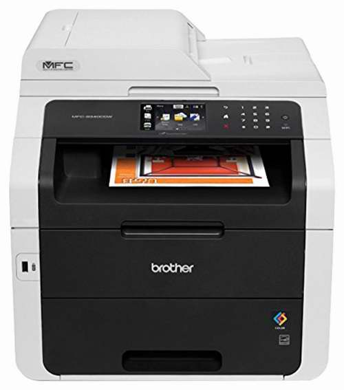 历史新低!Brother 兄弟 MFC-9340CDW LED 彩色数码多功能一体激光打印机 319.99加元限时特卖并包邮!