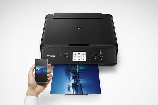 历史新低!Canon 佳能 PIXMA TS5020 无线多功能一体彩色喷墨打印机4.5折 59加元包邮!