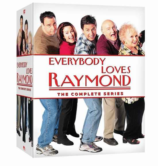 金盒头条:《Everybody Loves Raymond 人人都爱雷蒙德》DVD全集 59.99加元限时特卖并包邮!