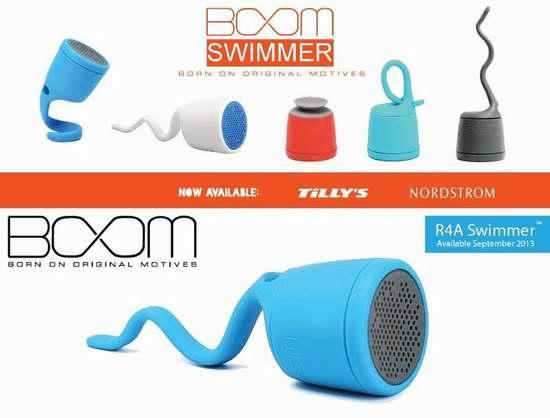 金盒头条:历史新低!翻新 Polk Audio 普乐之声 Boom Swimmer 防水无线蓝牙音箱3.8折 29.99加元限时特卖!两色可选!