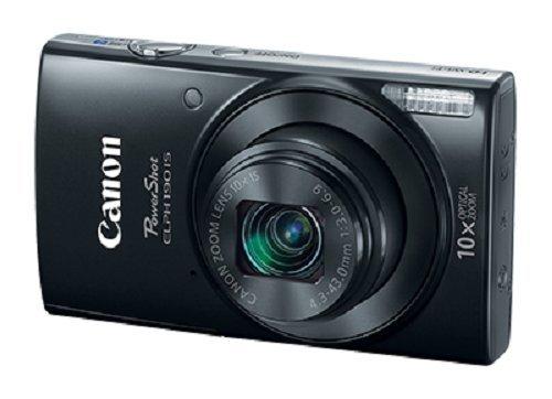 历史新低!Canon 佳能 PowerShot ELPH 190 IS 10倍变焦WiFi数码相机 128加元限时特卖并包邮!