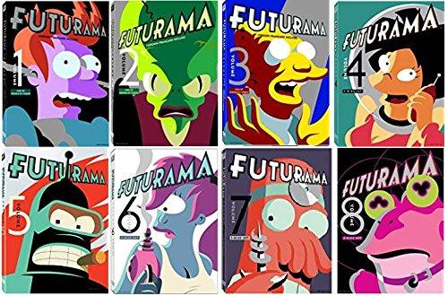 金盒头条:历史新低!《Futurama 飞出个未来》DVD全集 59.99加元限时特卖并包邮!