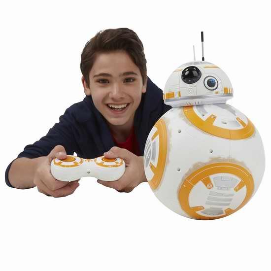 金盒头条:精选33款 Hasbro Star Wars 星球大战儿童玩具2.5折起限时特卖!售价低至5.07加元!