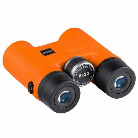 BNISE 8X32 镁合金轻质紧凑型双筒望远镜4.5折 74.99加元限量特卖并包邮!