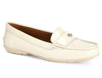 COACH Odette Chalk色乐福鞋 5折 81加元,原价 162加元