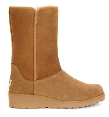 反季囤货!UGG Amie 经典雪地靴 212.5加元(2色),原价 250加元,包邮