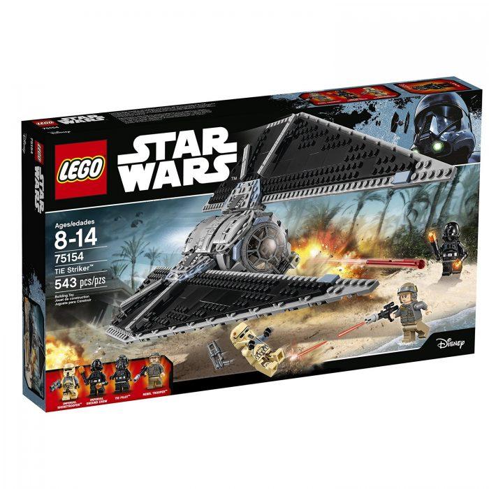 历史最低价!LEGO 乐高 星球大战系列 75154 钛打击者 52.99加元,官网原价 89.99加元,包邮