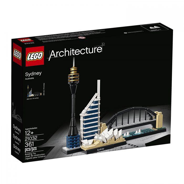 2017年新款!LEGO 乐高 6174053 建筑系列  21032 悉尼建筑 31.96加元,toysrus同款 39.99加元