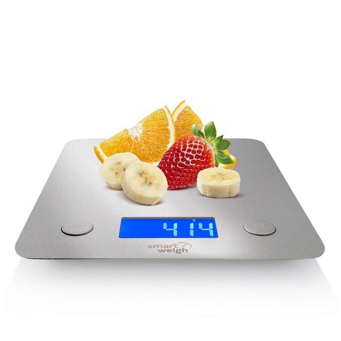 Smart Weigh 不锈钢厨房秤 19.99加元,原价 44.99加元