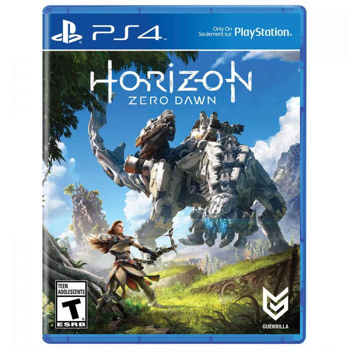 Horizon Zero Dawn《地平线 黎明时分》PS4游戏 39.99加元,原价 79.99加元,包邮