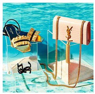 Rue La La 精选上百款Saint Laurent,  Chloe, Valentino美鞋、美包,太阳镜 4折起特卖!7月1日前无关税!