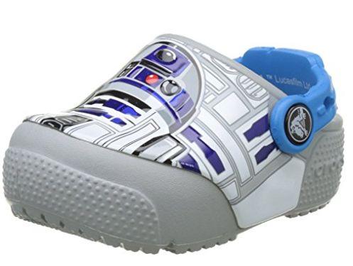 crocs Crocsfunlab 儿童洞洞鞋 18.28加元起特卖!
