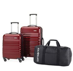 Samsonite 新秀丽 硬壳/软壳 拉杆行李箱3件套2.4折 149.99加元限时特卖并包邮!