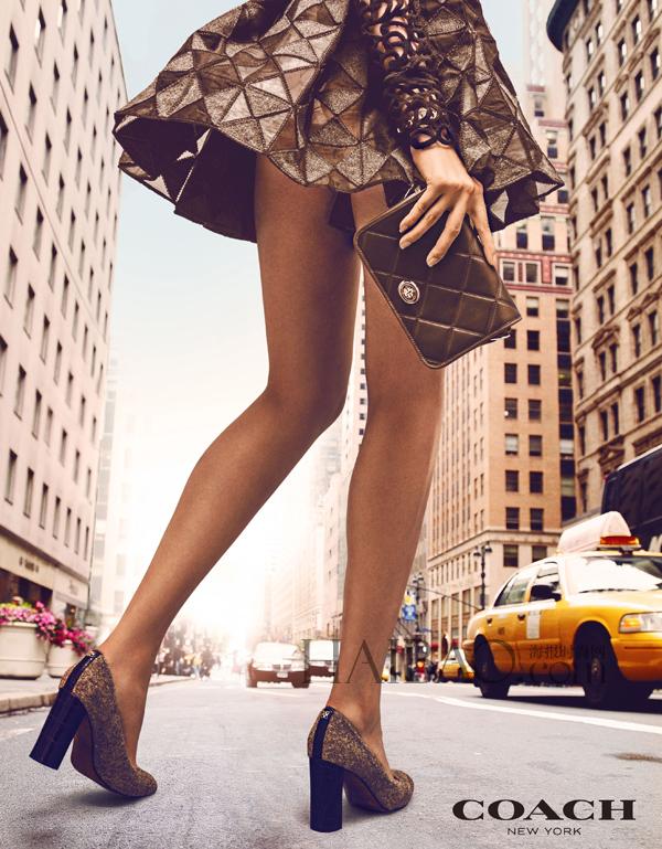 恰好到处的妩媚! 精选27款 COACH 美鞋3.7折起特卖,售价低至58.12加元!