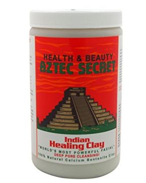 神泥面膜!Aztec 印第安秘制愈合泥粘土清洁面膜 16.63加元特卖(2磅)!