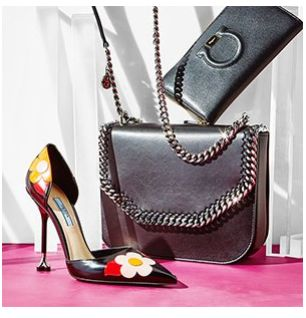 精选上百款Saint Laurent,Christian Louboutin,Valentino美鞋、美包 5折起特卖!7月1日前无关税!
