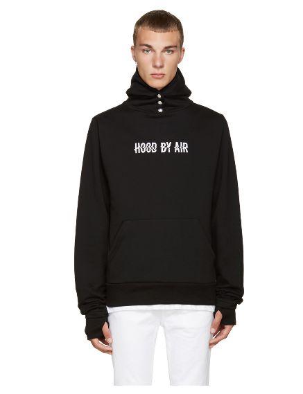 精选 Hood by Air 男士卫衣,衬衣 ,T恤 182加元特卖!