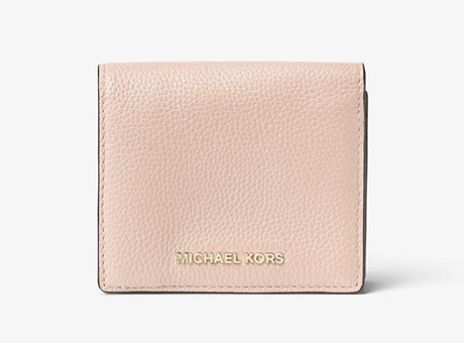 Michael Kors Mercer 女士时尚翻盖式钱包/卡包 48.51加元(多色可选),原价 98加元,包邮