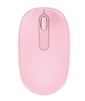 Microsoft 微软 1850 无线便携鼠标 11.99加元限时特卖!三色可选!