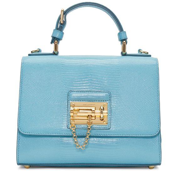 Dolce & Gabbana  Monica兰色手提包 1401加元,原价 2595加元,包邮