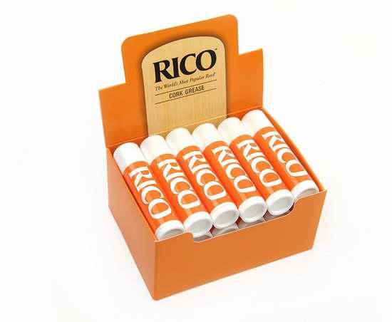 白菜价!历史新低!Rico Cork Grease 软木润滑油/软木膏12支超值装0.6折 2.39加元限时清仓!