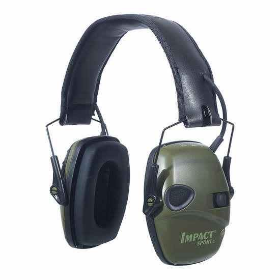 金盒头条:历史新低!Howard Leight R-01526 射击防护/降噪隔音耳机5.2折 39加元包邮!