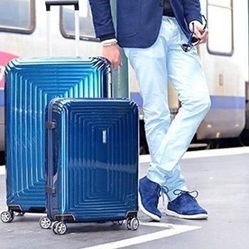 今日闪购:精选上百款 Samsonite 新秀丽 拉杆行李箱、背包、公文包等2.5折起限时特卖!