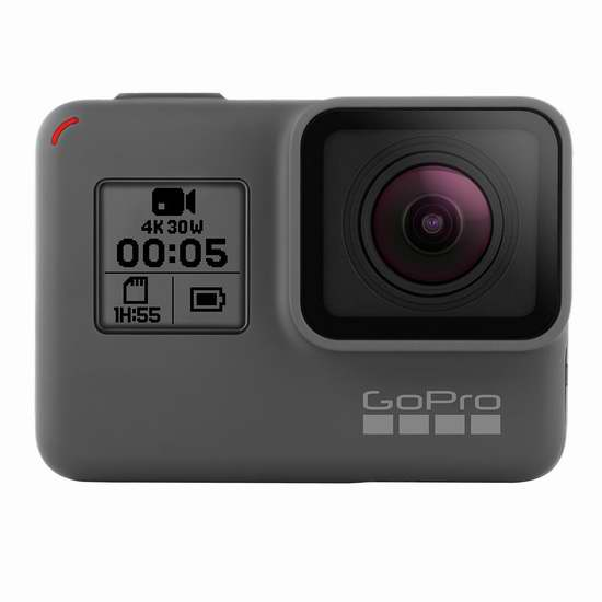 比网购周少60加元!GoPro HERO5 Black 4K 超高清运动摄像机(加拿大版) 389.9加元包邮!