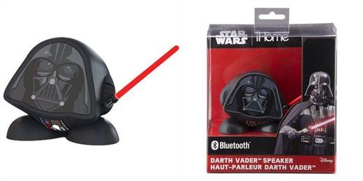 速抢!精选2款 Star Wars 星球大战系列 蓝牙无线音箱1.5折 5加元限时清仓并包邮!
