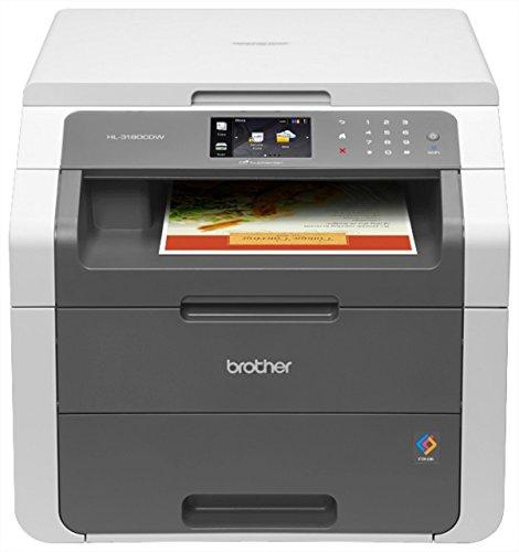 历史新低!Brother 兄弟 HL-3180CDW 彩色数码多功能一体激光打印机4折 199.97加元包邮!