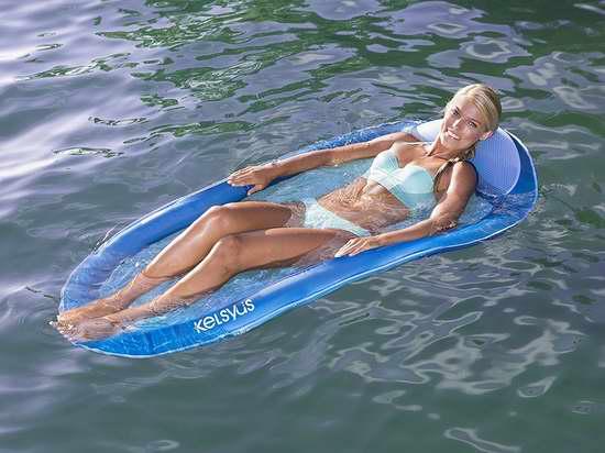 Kelsyus Water Hammock 水上漂浮吊床 27.62加元限时特卖!