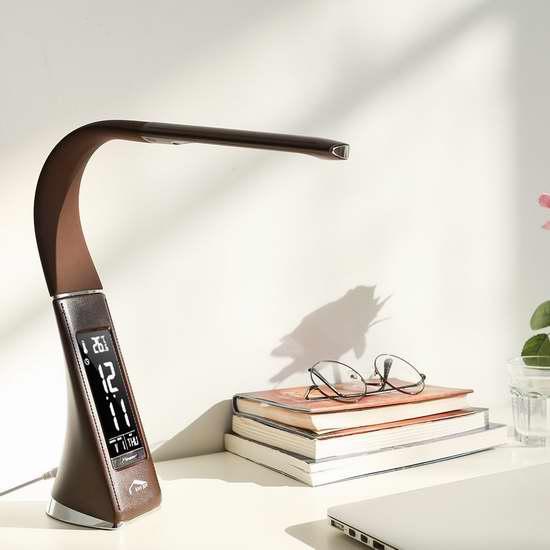 Joly Joy 触控式多功能LED护眼台灯 32.37加元限量特卖并包邮!
