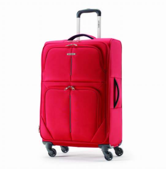 Samsonite 新秀丽 Endeavors 21/26/30英寸轻质可扩展拉杆行李箱2折 80加元限时特卖!2色可选!