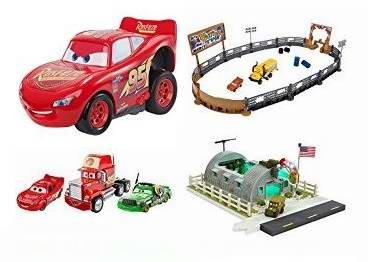 金盒头条:精选35款 Disney 迪士尼 Pixar Cars 3 赛车总动员3 玩具车及套装特价销售,售价低至10.39加元!
