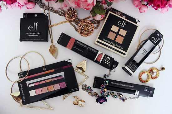 全部白菜价!e.l.f. Cosmetics 夏季特卖!精选多款化妆品全部4折限时特卖,售价低至0.4美元!全站满25美元再送价值15美元神秘礼包!