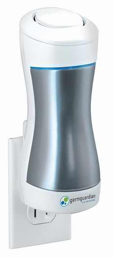 Germ Guardian GG1000 医用级 插电式 紫外线空气杀菌消毒器 37.98加元限时特卖并包邮!