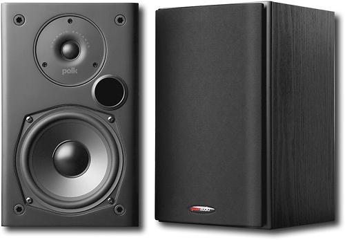 Polk Audio 普乐之声 T15 家庭影院 书架式音箱(1对)5.5折 89.82加元限时特卖并包邮!