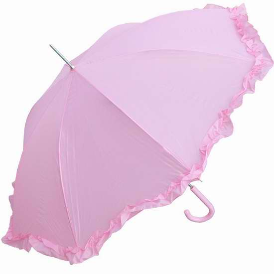 RainStoppers S010 48英寸时尚自动雨伞 6.09-6.84加元限时特卖!2色可选!