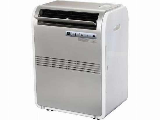 翻新 Haier 海尔 HPRB08XCM 8,000 BTU 便携移动式空调机 229.99加元限时特卖并包邮!