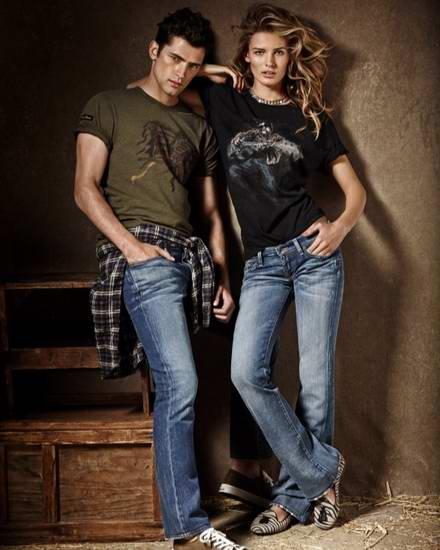 精选大量 Lucky Brand 男女高档牛仔裤2折起限时清仓!售价低至22.26加元!