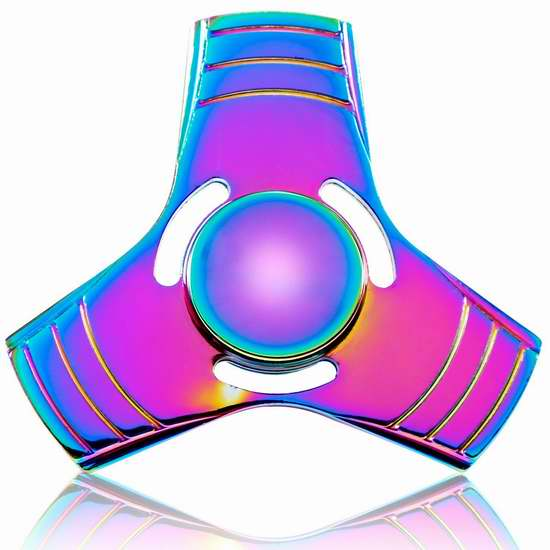 TreasureMax Fidget Spinner 解压神器 指尖陀螺 6.99加元特卖!